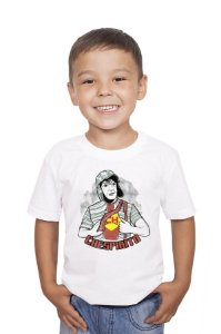 Camiseta Infantil Chespirito -Chaves - Nerd e Geek - Presentes Criativos