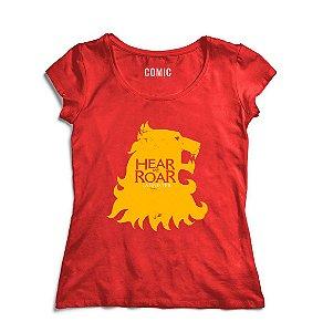 Camiseta Feminina Game of Thrones