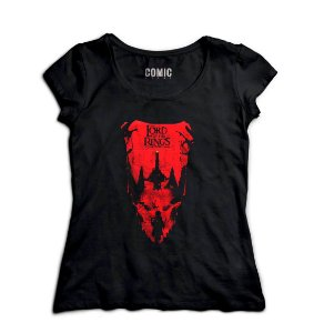 Camiseta Feminina The Lord of the Rings