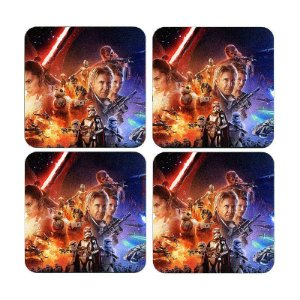Porta Copos Star Wars - Filme