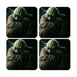 Porta Copos Star Wars - Yoda