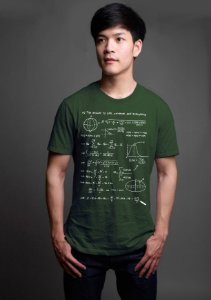 Camiseta Masculina  Formula Universe - Nerd e Geek - Presentes Criativos