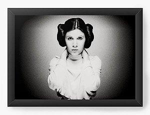 Quadro Decorativo Princesa Leia