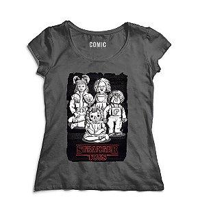 Camiseta Feminina Stranger Toys - Nerd e Geek - Presentes Criativos