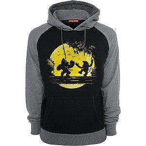 Blusa com Capuz Donkey Kong DK