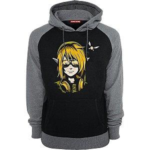 Blusa com Capuz Zelda Link Style
