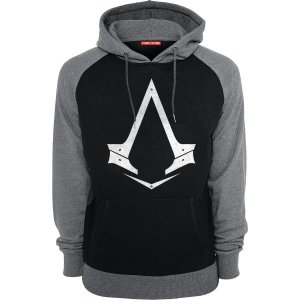 Blusa com Capuz Assassin's Creed
