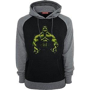 Blusa com Capuz Hulk