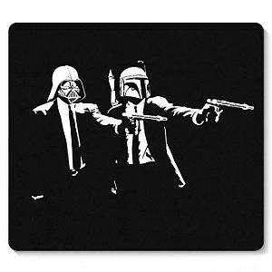 Mouse Pad Darth Vader e Boba 23x20