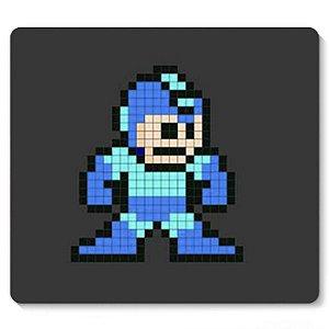 Mouse Pad Megamen 23x20 - Nerd e Geek - Presentes Criativos