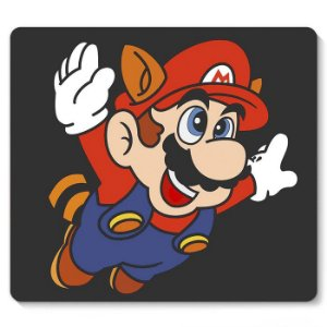 Mouse Pad Mario Word 23x20