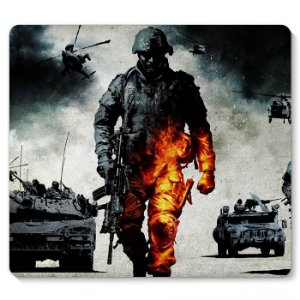 Mouse Pad Call of Duty 23x20 - Nerd e Geek - Presentes Criativos