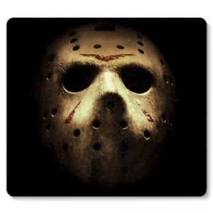 Mouse Pad Jason 23x20 - Nerd e Geek - Presentes Criativos