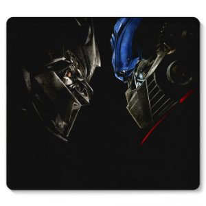 Mouse Pad Transformers 23x20 - Nerd e Geek - Presentes Criativos