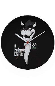 Relógio de Parede Poderoso Chefão - Nerd e Geek - Presentes Criativos