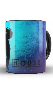 Caneca Dr House - Nerd e Geek - Presentes Criativos