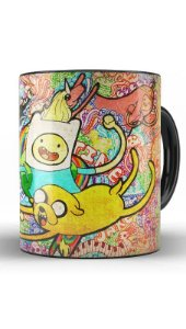 Caneca Adventure Time - Nerd e Geek - Presentes Criativos