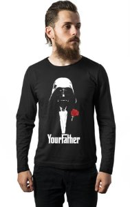 Camiseta Manga Longa Your Father