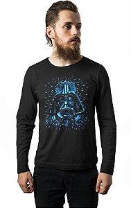 Camiseta Manga Longa Star Wars - Darth Vader