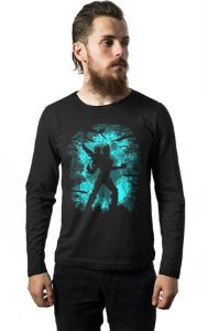 Camiseta Manga Longa Groot - Guardiões