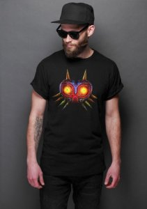Camiseta Masculina  The Legend of Zelda - Nerd e Geek - Presentes Criativos