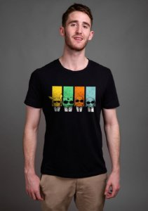 Camiseta Masculina  Pokemon - Nerd e Geek - Presentes Criativos