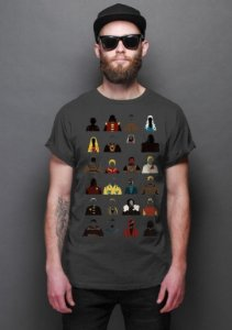Camiseta Masculina  Game of Thrones - Nerd e Geek - Presentes Criativos