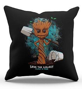 Almofada Groot - Save the Galaxy 45x45
