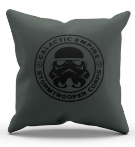 Almofada Stormtrooper Galactic Empire 45x45
