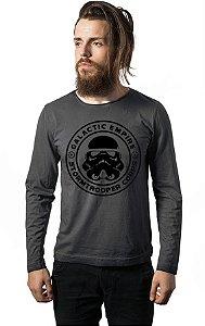 Camiseta Manga Stormtrooper