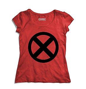 Camiseta Feminina  X Men