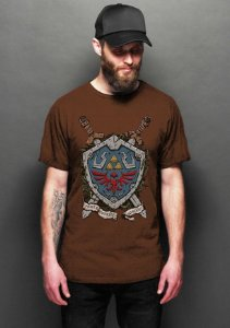 Camiseta  Legend of Zelda