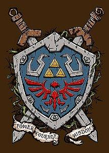 Camiseta  Legend of Zelda