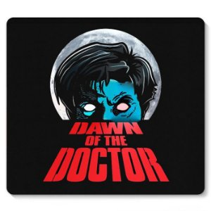 Mouse Pad Dawn of the Doctor