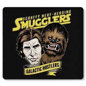 Mouse Pad Han Solo Galactic