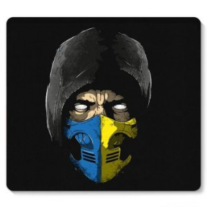 Mouse Pad Scorpion