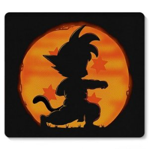 Mouse Pad Dragon Ball Z - Nerd e Geek - Presentes Criativos