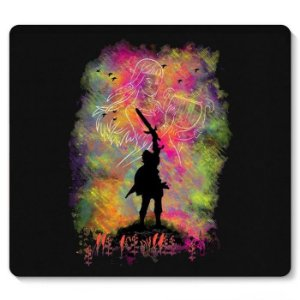 Mouse Pad The Legend of Zelda - Nerd e Geek - Presentes Criativos