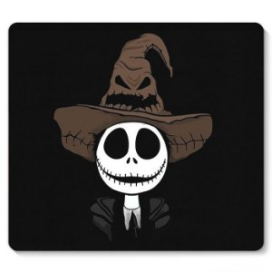 Mouse Pad Jack Skellington