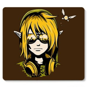 Mouse Pad Link - Nerd e Geek - Presentes Criativos
