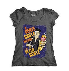 Camiseta Feminina Capitão Nascimento