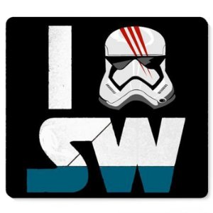 Mouse Pad I Star Wars Stormtrooper