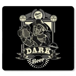 Mouse Pad Star Wars - Darth Dark