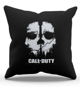 Almofada Decorativa  Call of Duty 45x45 - Nerd e Geek - Presentes Criativos