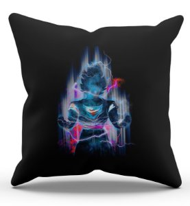Almofada Decorativa  Dragon Ball Z 45x45 - Nerd e Geek - Presentes Criativos