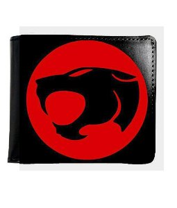 Carteira Thundercats - Nerd e Geek - Presentes Criativos