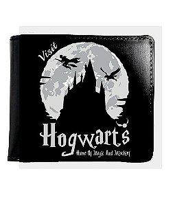 Carteira Visit Hogwarts - Nerd e Geek - Presentes Criativos