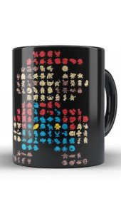 Caneca Super Mario Bros - Nerd e Geek - Presentes Criativos