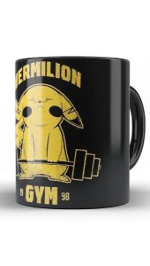 Caneca Anime Pokemon Vermilion Gym - Nerd e Geek - Presentes Criativos