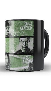 Caneca Heisenberg Thrones - Nerd e Geek - Presentes Criativos